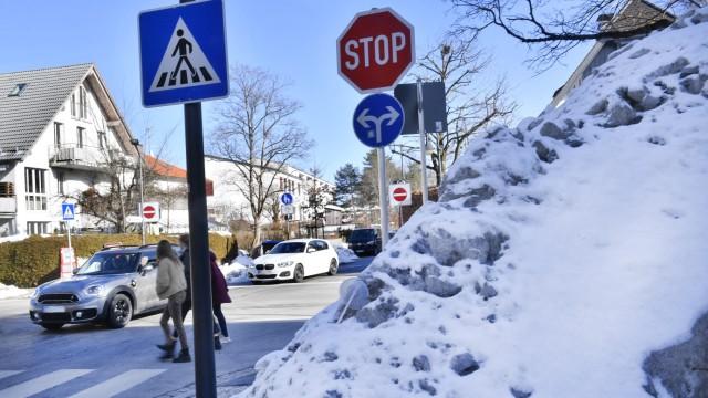 Starnberg Schnee
