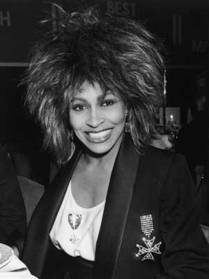 Tina Turner, Getty Images