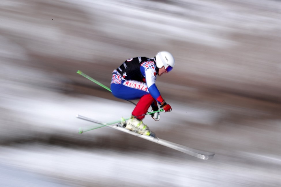 FIS Snowboard World Championships - Men's and Ladies' Ski Cross Qualification