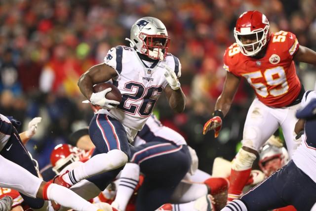 NFL: AFC Championship Game-New England Patriots at Kansas City Chiefs