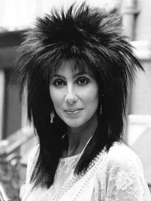 Cher, Getty Images