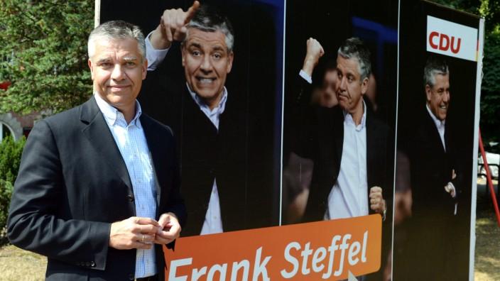 Steffel gibt CDU-Vorsitz in Reinickendorf auf