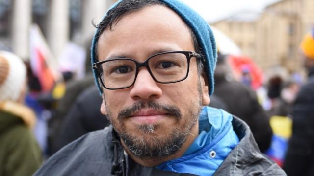 Rafael Diaz - Venezolaner in Deutschland