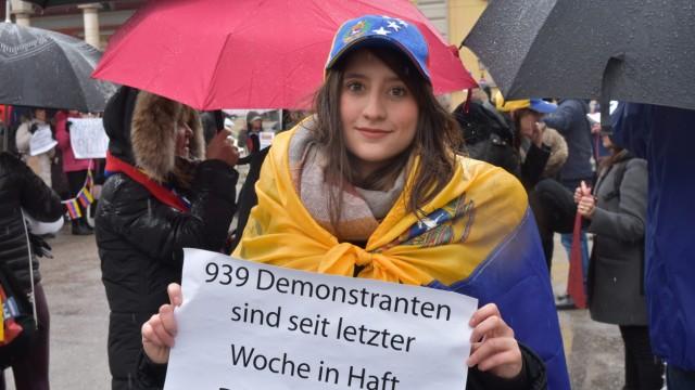 Andrea Brunnschweiler - Venezolaner in Deutschland