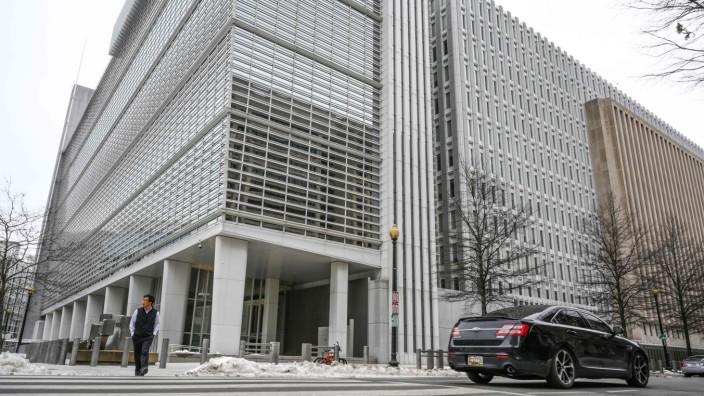 Weltbank: Der Präsident der in Washington D.C. ansässigen Weltbank wird traditionell von den USA gestellt.