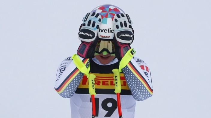 Alpine Skiing - FIS Alpine World Ski Championships - Women's Super G