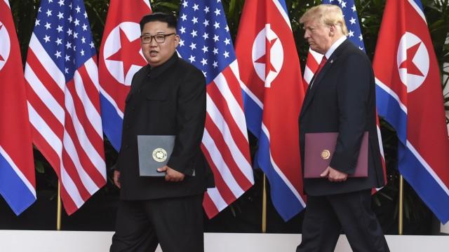 2. Gipfel zwischen Trump und Kim