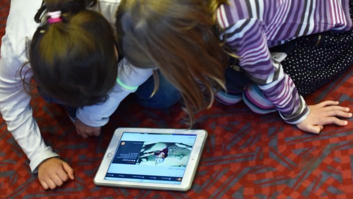 Münchner Kinder testen preisgekrönte Apps, 2018
