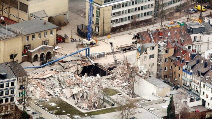 Prozess um Kölner Archiv-Einsturz