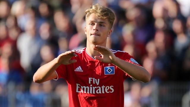 FILE PHOTO: DFB Cup First Round - TuS Erndtebrueck v Hamburger SV