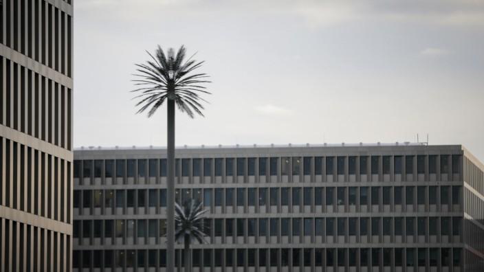 Zentrale des Bundesnachrichtendienst