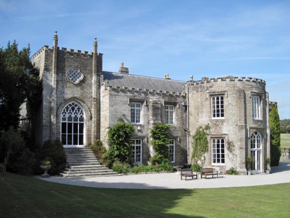 Prideaux Place Padstow Cornwall