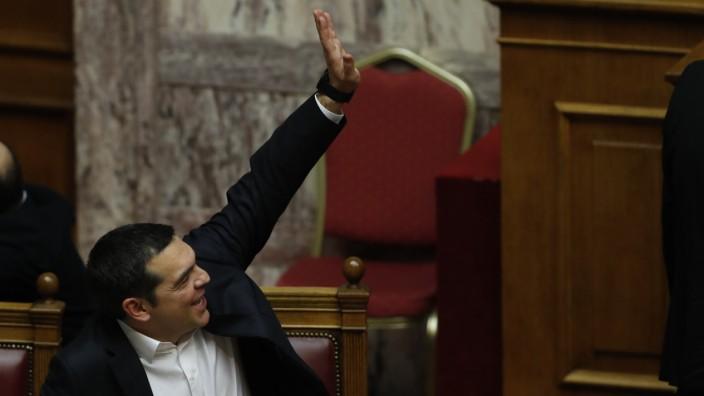 Griechenland stimmt über Nato-Beitritt von Nordmazedonien ab
