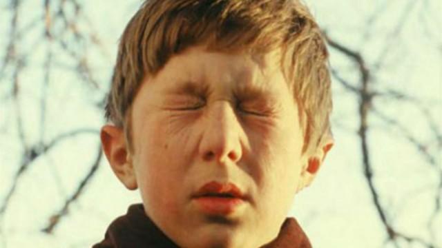 "Tedo Bekhauri in ""Das andere Ufer"", Regie: George Ovashvili"