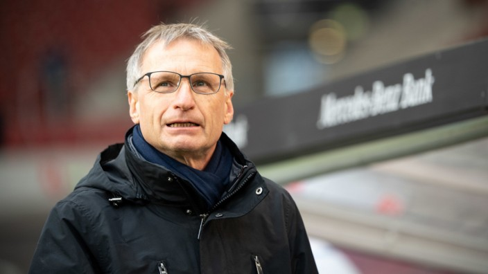 Michael Reschke war bis 2019 Sportvorstand beim VfB Stuttgart