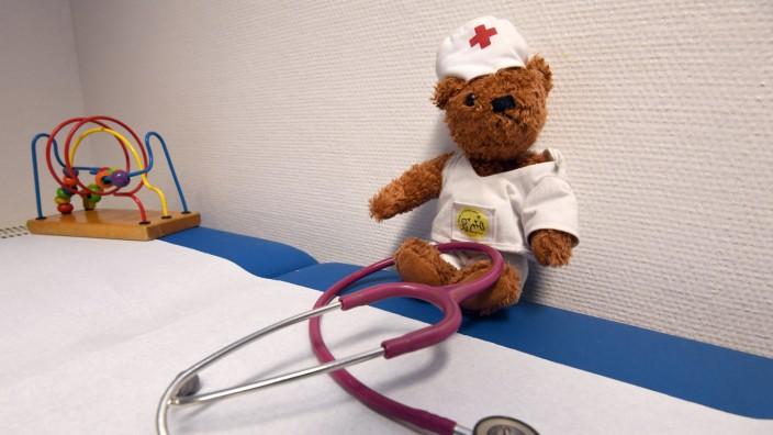 Kinderarztpraxis in Niedersachsen