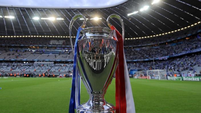 Champions League Finale in München