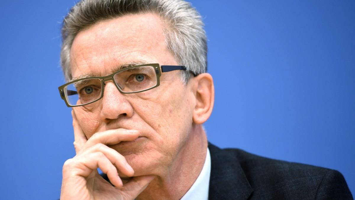 """Nato: De Maizière soll """"Reflexionsgruppe"""" anführen"""