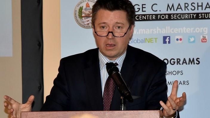 Dr. Géza Andreas von Geyr