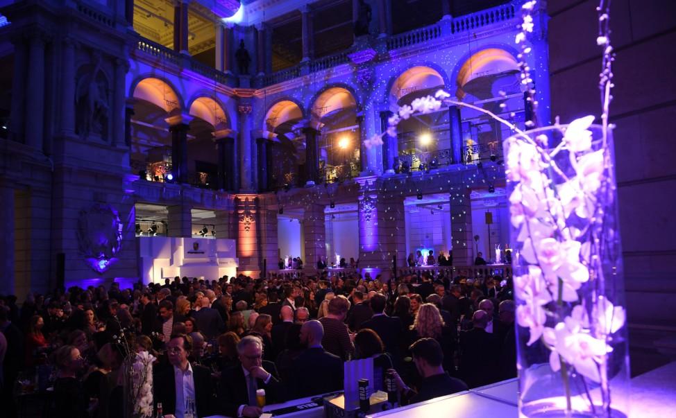 69. Berlinale - ARD 'Blue Hour'