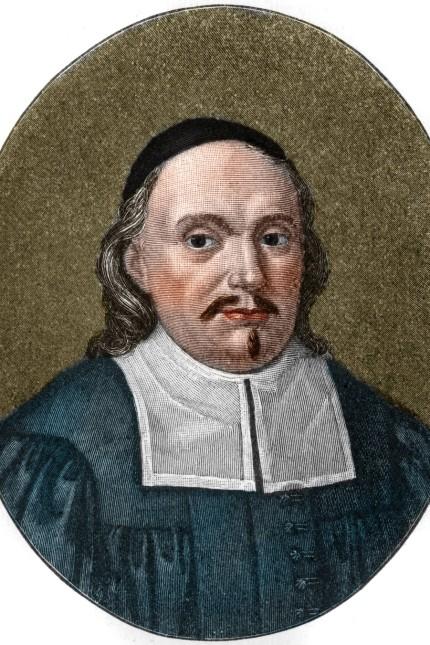 Portrait de Paul Gerhardt 1607 1667 poete allemand Gravure AUFNAHMEDATUM GESCHÄTZT PUBLICATION