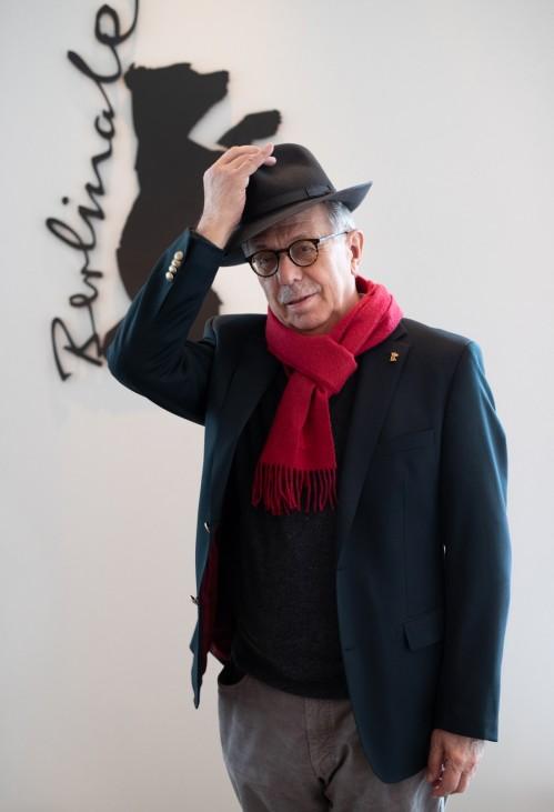 Dieter Kosslick Portraits - 69th Berlinale International Film Festival