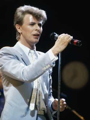 David Bowie, Getty Images