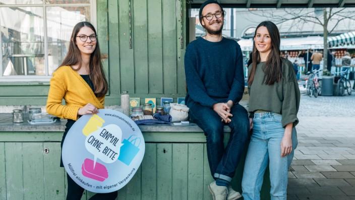 Rehab-Kampagne müllfreieres Einkaufen