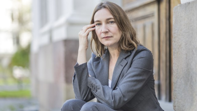 Sheila Heti, Canadian writer releasing the new book ' MotherhoodÓ  Foto...