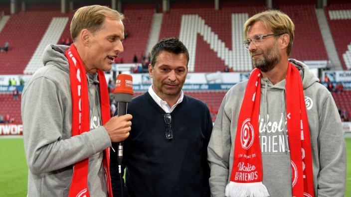02 09 2017 xfux Fussball Abschiedsspiel Nikolce Noveski Team Mainz 05 Team Nikolce emspor emo
