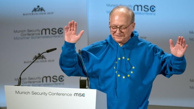 55. Münchner Sicherheitskonferenz