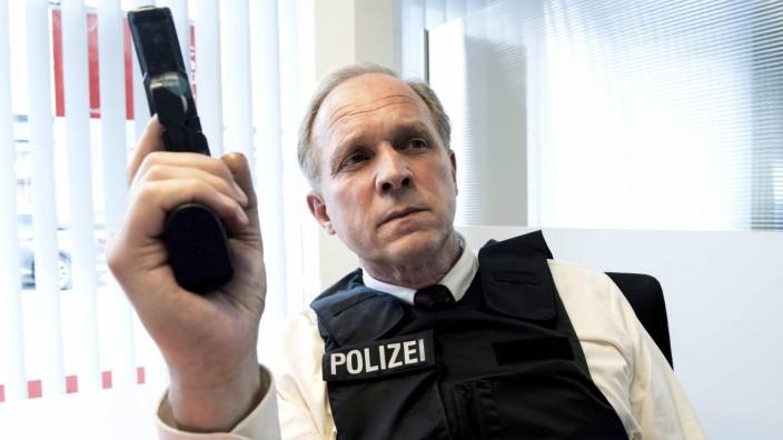 """Tatort aus Wiesbaden """"Murot und das Murmeltier"""" - Ulrich Tukur als Kommissar Felix Murot"""