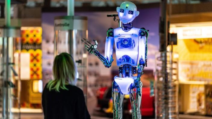 KI und Robotik im Heinz Nixdorf MuseumsForum