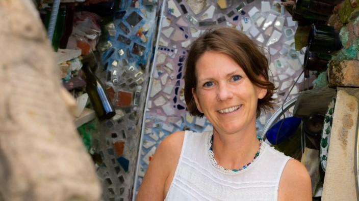 Kinder- und Jugendbuchautorin Juliane Breinl