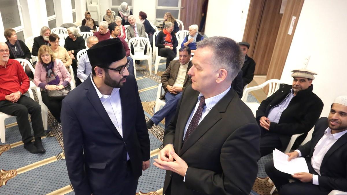 den islam kennenlernen vorstellungsgespräch team kennenlernen fragen