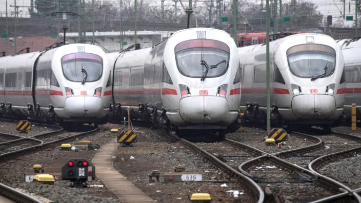 Bahn - Fernverkehr
