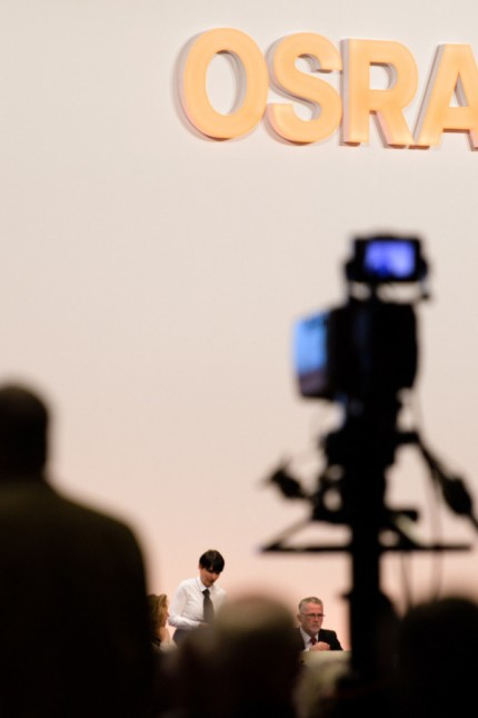 Osram Jahreshauptversammlung