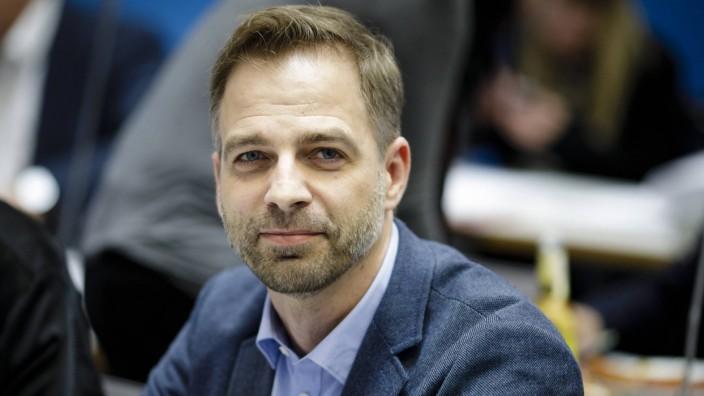 Stefan Liebich, außenpolitischer Sprecher von Die Linke