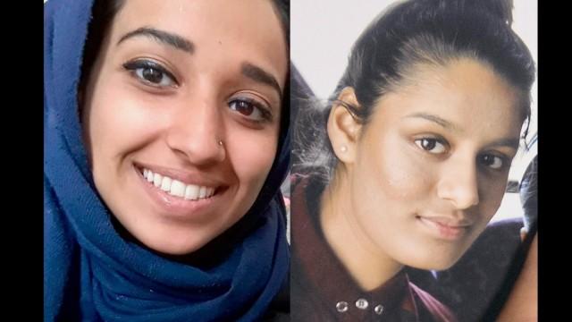 Global - IS-Rückkehrer Mädchen
