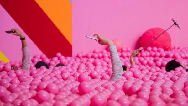Supercandy Pop-Up Museum in Köln