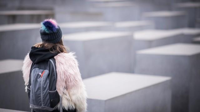Denkmal für die ermordeten Juden Europas in Berlin