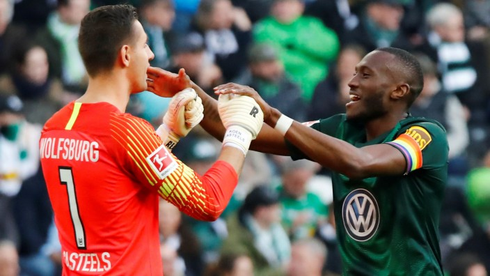 Bundesliga - Borussia Moenchengladbach v VfL Wolfsburg