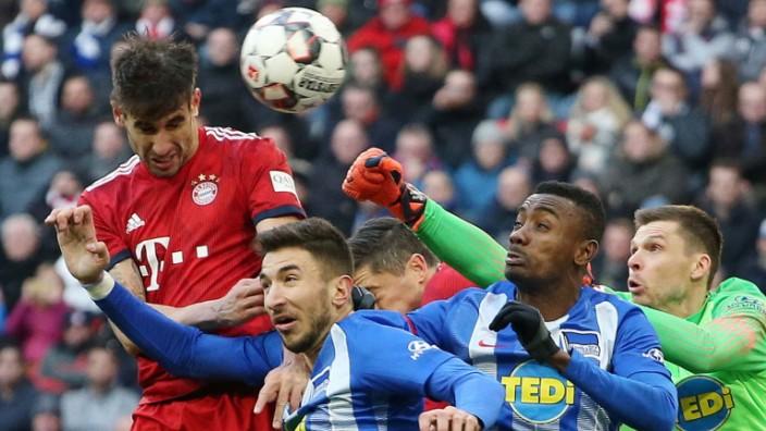 FC Bayern München   Hertha BSC