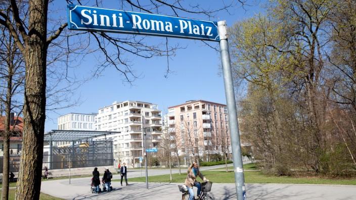 Sinti-Roma-Platz, Schwanthalerhöhe