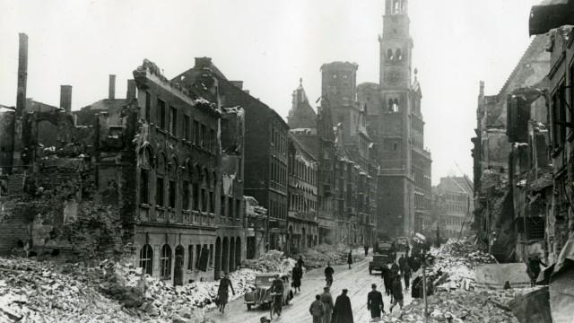 Augsburg Bomben Zweiter Weltkrieg