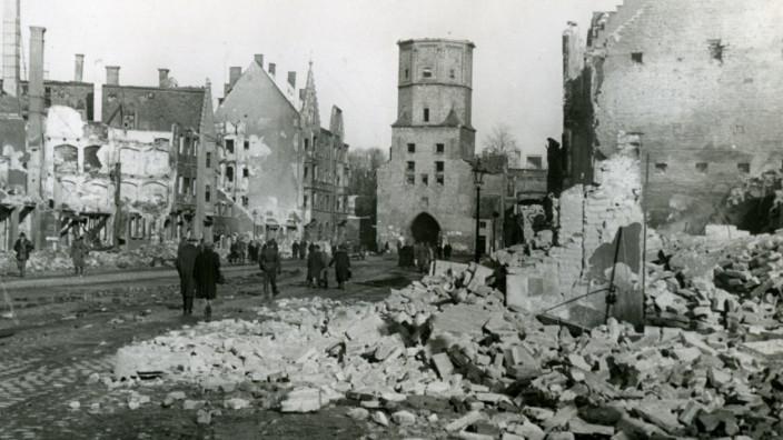 Augsburg Zweiter Weltkrieg Bomben