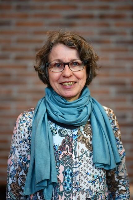 """Chor-Aktion: """"Europa bedeutet für mich Freiheit""""- Barbara Schneider, 61."""