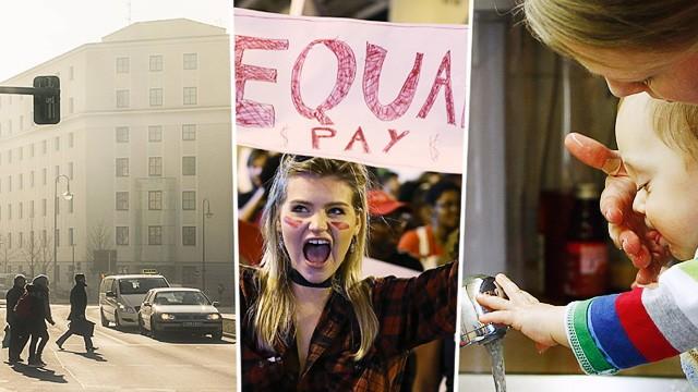 Wissenschaftliche Studien: Beim Vergleich Feinstaub mit Rauchern, beim Equal-Pay-Day und beim Betreuungsgeld gab es jeweils Denk- oder Rechenfehler.