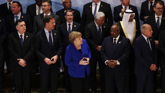 Gipfeltreffen der EU und der Arabischen Liga
