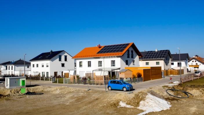 Neubaugebiet Eglharting